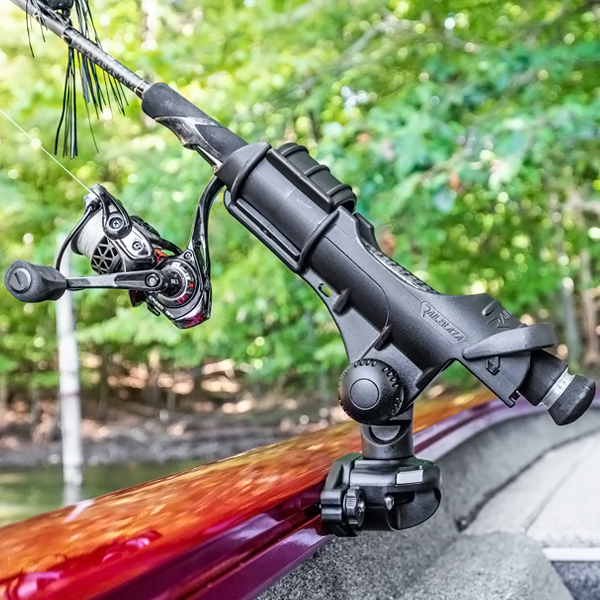 Gunnel Track Mount Rod Holder